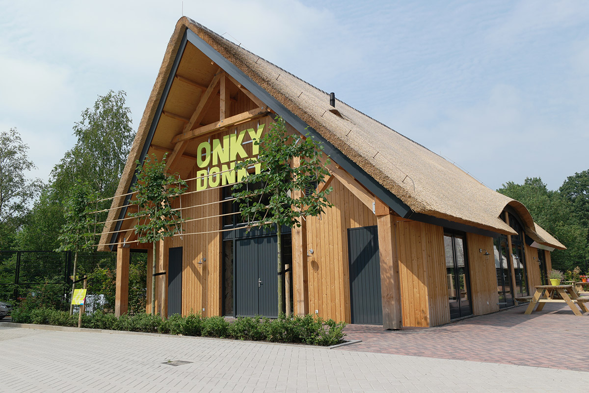 Onky Donky huis